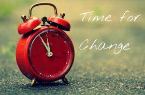 Промяната